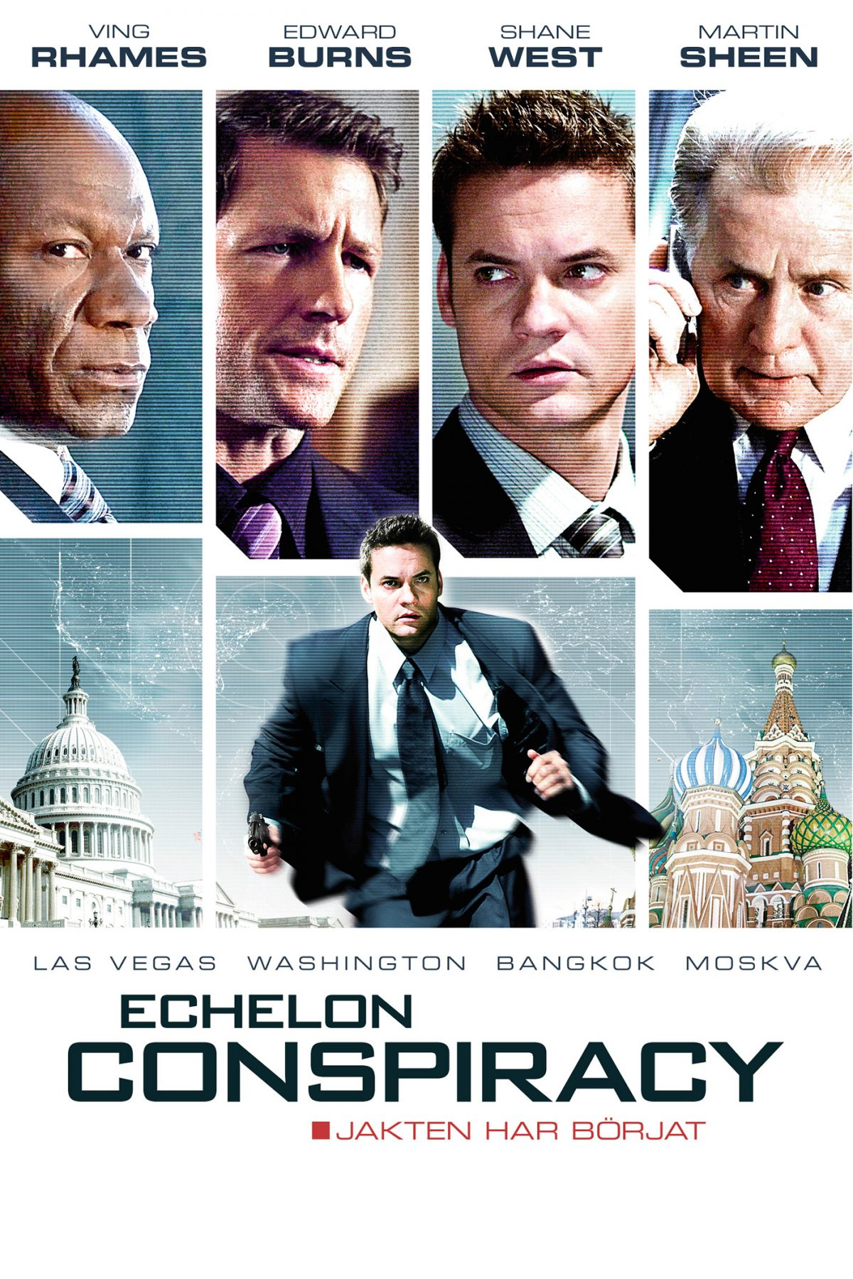 Bank conspiracy movie 2009